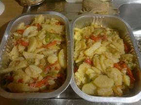 Pipi e patati (Peperoni e patate)