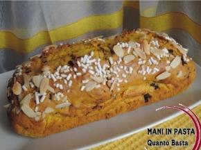 Plumcake con zucca e cannella
