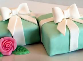 Pacchettini di torta per la Festa della mamma