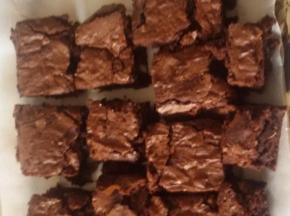 Brownie con mandorle