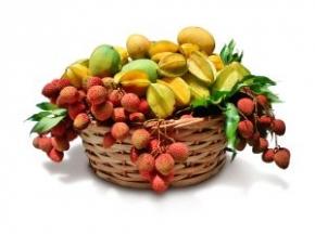 Coppa frutta esotica