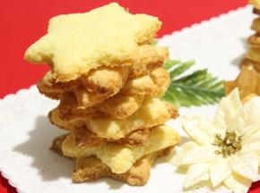Biscotti al limone e cocco