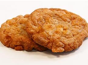 Biscotti croccanti al miele e muesli