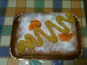 Torta di arancia (firma la video ricetta di dolcidee.it)