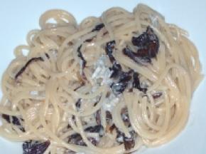 Spaghetti Radicchio e Gorgonzola