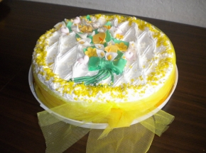 torta compleanno(mamma )