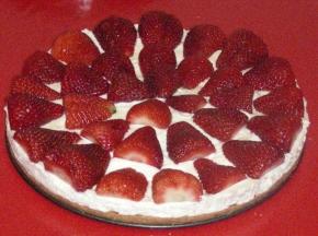 cheesecake senza cottura