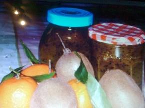 Marmellata di Kiwi e Clementine