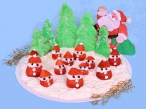 A Natale ...panna e fragole!