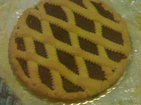 CROSTATA  CON NUTELLA