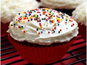 Glassa al burro per Cupcakes di Carnevale