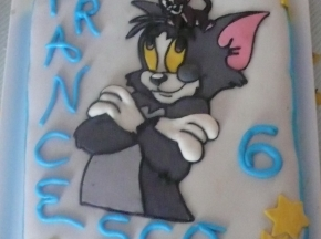 Torta di Tom&Jerry