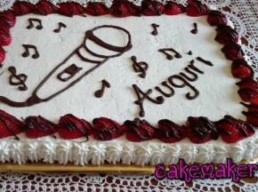 Torta microfono