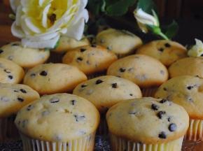 """Muffin ricotta e cioccolato della dolcina """"UNASICILIANAINCUCINA"""""""