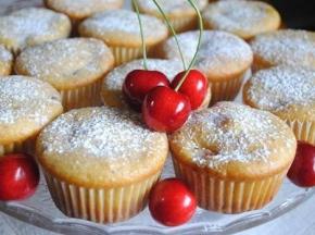 Muffin con le ciliegie di *DANIELASIPPI*