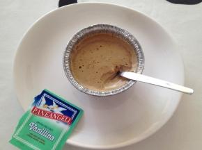 pannacotta al cappuccino