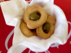 Tarallini alle olive