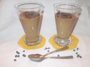 coppette alla crema di caffè
