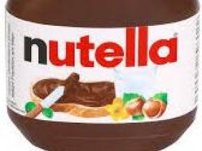 Frappè alla Nutella