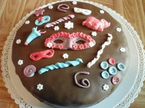 torta carnevalesca