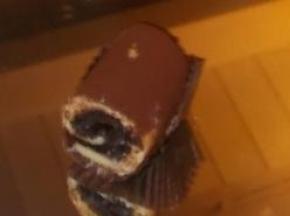 rotolo al cioccolatto