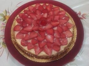 Crostata di fragole!!