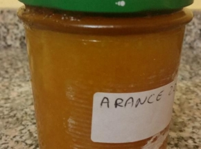 marmellata di arance di Zia Adele