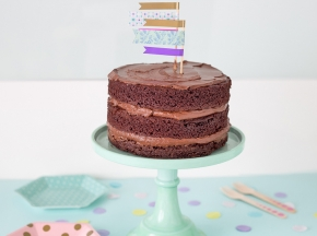 Mud cake al cioccolato
