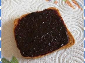 Marmellata mirtilli