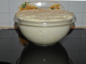 Pasta base per la Pizza