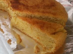 Torta con farina di Mandorle soffice