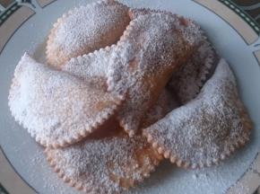 Calzoni dolci (molisani)