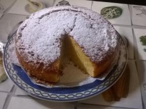 3 dolce sfida culinaria Torta all'arancia