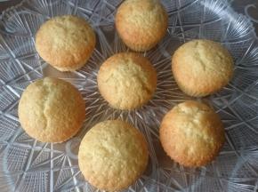Muffin al cocco della dolcina SIMPA82