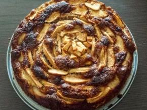 Torta di mele (senza glutine e lattosio)