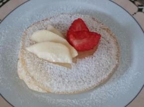 Pfannkuchen con frutta della dolcina S_itly