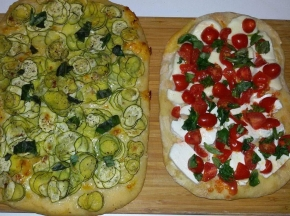 Pizze estive