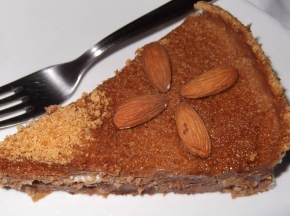 Torta Kinder Cerealè cioccolato