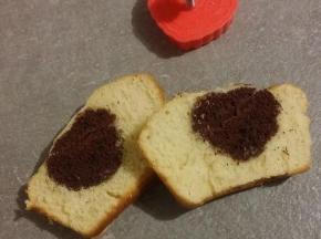 Plumcake with LOVE