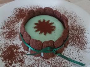 Budino alla menta (ricetta della dolcina Luanak)