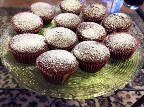 Muffin light al cacao