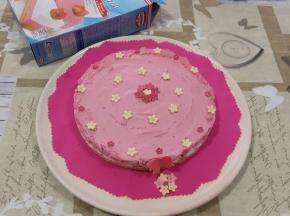 Torta fragola e panna (Ricetta Cameo)