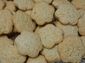 Biscotti con panna (ricetta di Mogill)