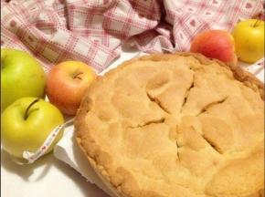 Crostata Cuor di mela