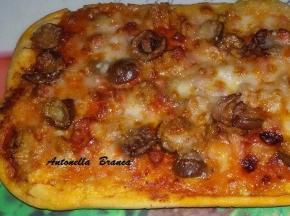 Pizza alla romana ricetta Paneangeli rivisitata