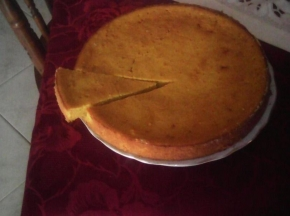 Torta margherita e carote