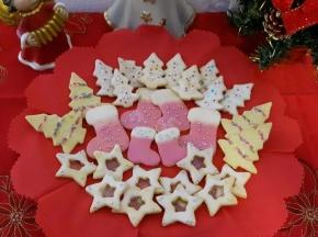 8° Dolce sfida culinaria Natale 2017: tradizione vs tendenza - Biscotti Natalizi