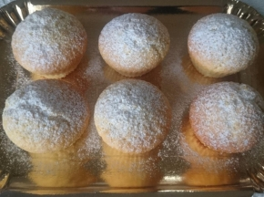Muffin allo yogurt (ricetta di Simpa82)