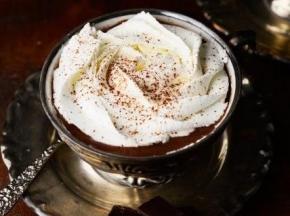 cioccolata a rum
