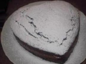 Torta neretta